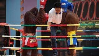 """Шоу орангутанов, часть 2. Orangutan show 2. """"Safari World"""", Бангкок Таиланд"""