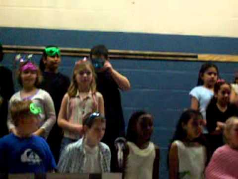 FIFTY NIFTY UNITED STATES By Woodmont Elementary School (Live)
