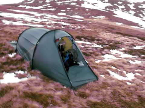 Three of the best Two-person Tunnel Tents