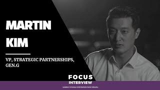 Focus Interview: Leaders of Korea-US Entertainment Industry #4 Martin Kim