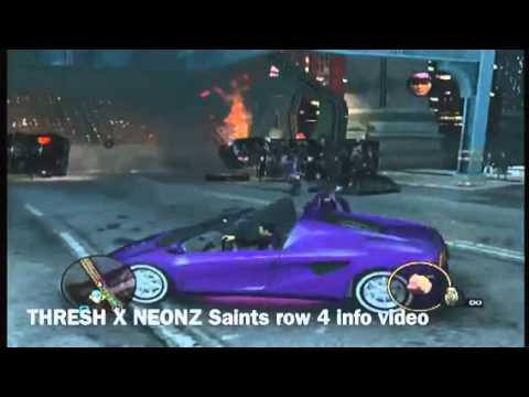 Saints row 4 info video |
