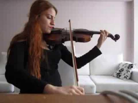 Ensiferum - Victory Song {Violin cover }