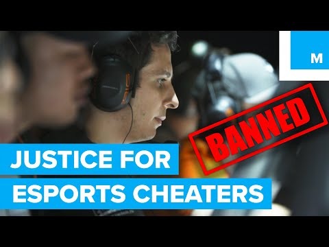 Cheaters In Esports - No Playing Field