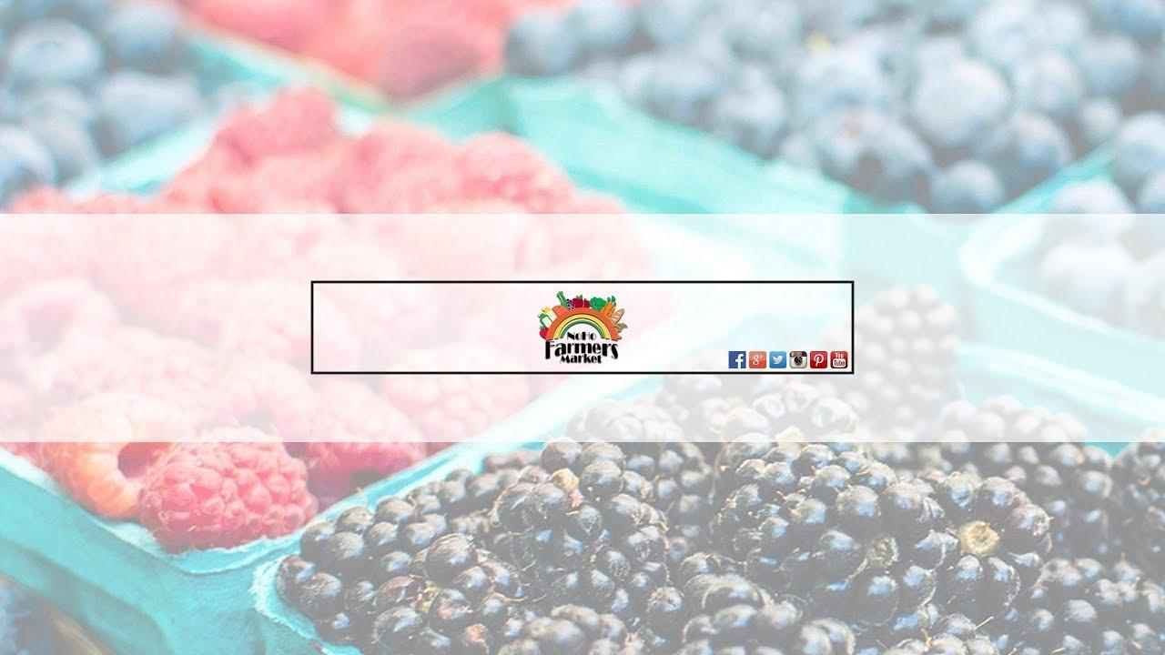 NoHo Farmers Market Introduction