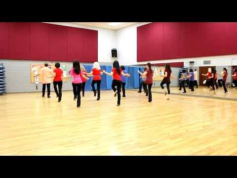 Globetrottin' - Line Dance (Dance & Teach in English & 中文)