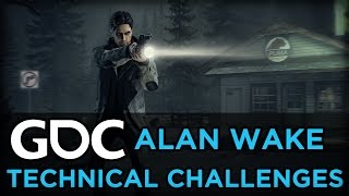 ALAN WAKE: The Writer Who Made Us Rewrite Our Engine