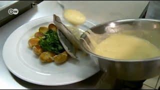 Blue Trout in a Champagne Sauce | Euromaxx à la carte