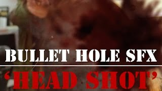 Bullet Hole Entry Wound |