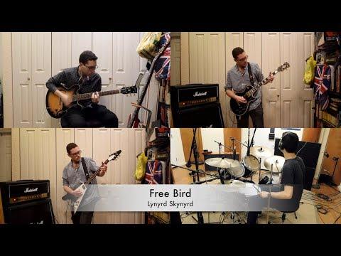Lynyrd Skynyrd - Free Bird (Full Band Cover)