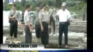 Polisi Sita 1456  potong kayu illegal di Katingan(, 2008-12-28T19:23:01.000Z)