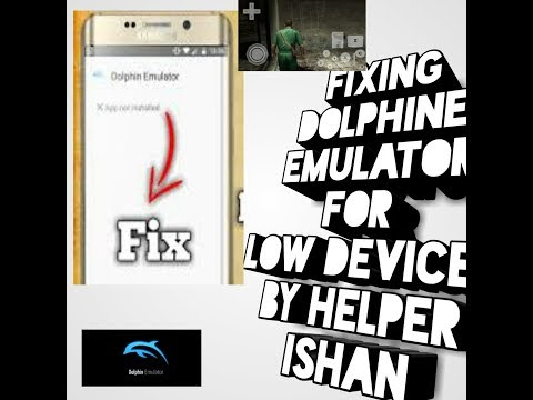 Dolphin Emulator Lag Fix Android