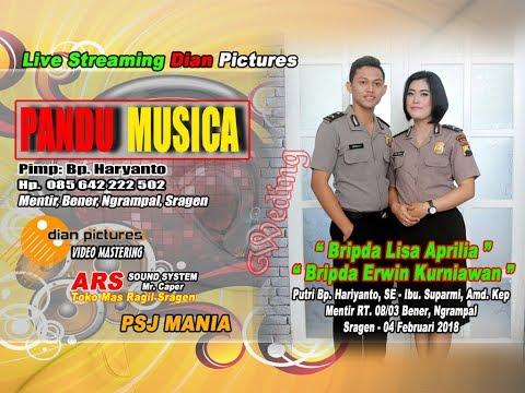 Live Streaming //Campursari PANDU MUSICA//ARS SOUND//DIAN PICTURES//Live Mentir Bener Ngrampal