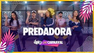 Predadora - Loma e as Gêmeas Lacração | FitDance TV (Coreografia Oficial) Dance