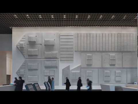 Rachel Whiteread Flat Pack House for U.S. Embassy London
