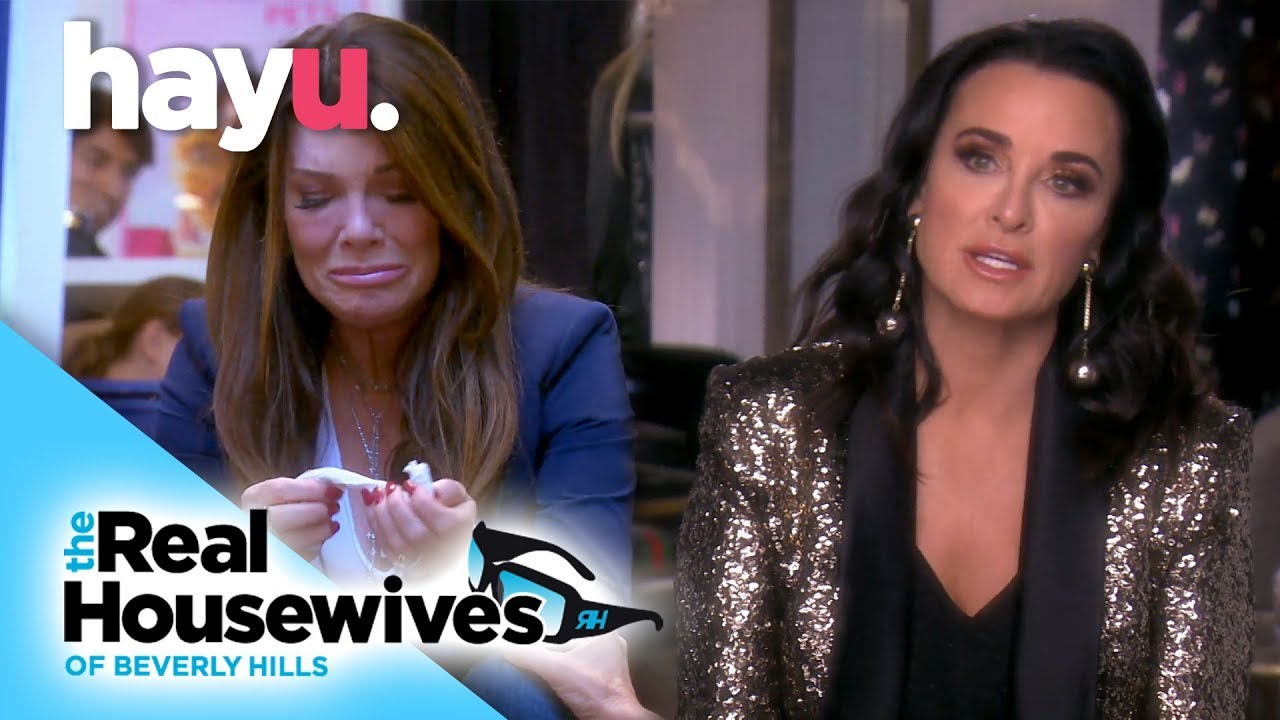 Download Vanderpump Takes Her Anger Out On Kyle   Season 9   Real Housewives Of Beverly Hills
