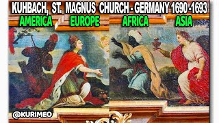 Part 3 - American Indians and Africans side by side The People of The Four Continents