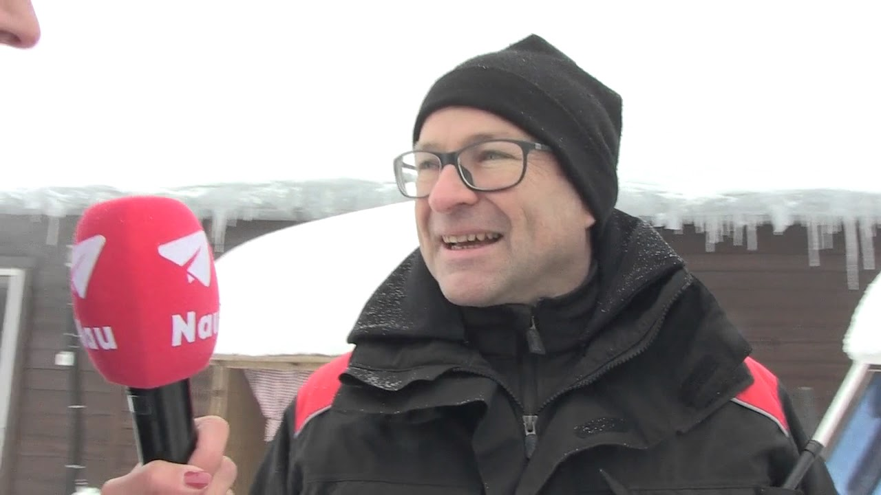 Interview im Wellnessdörfli