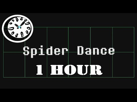 Undertale - Spider dance by Holder  1 hour | One Hour of...