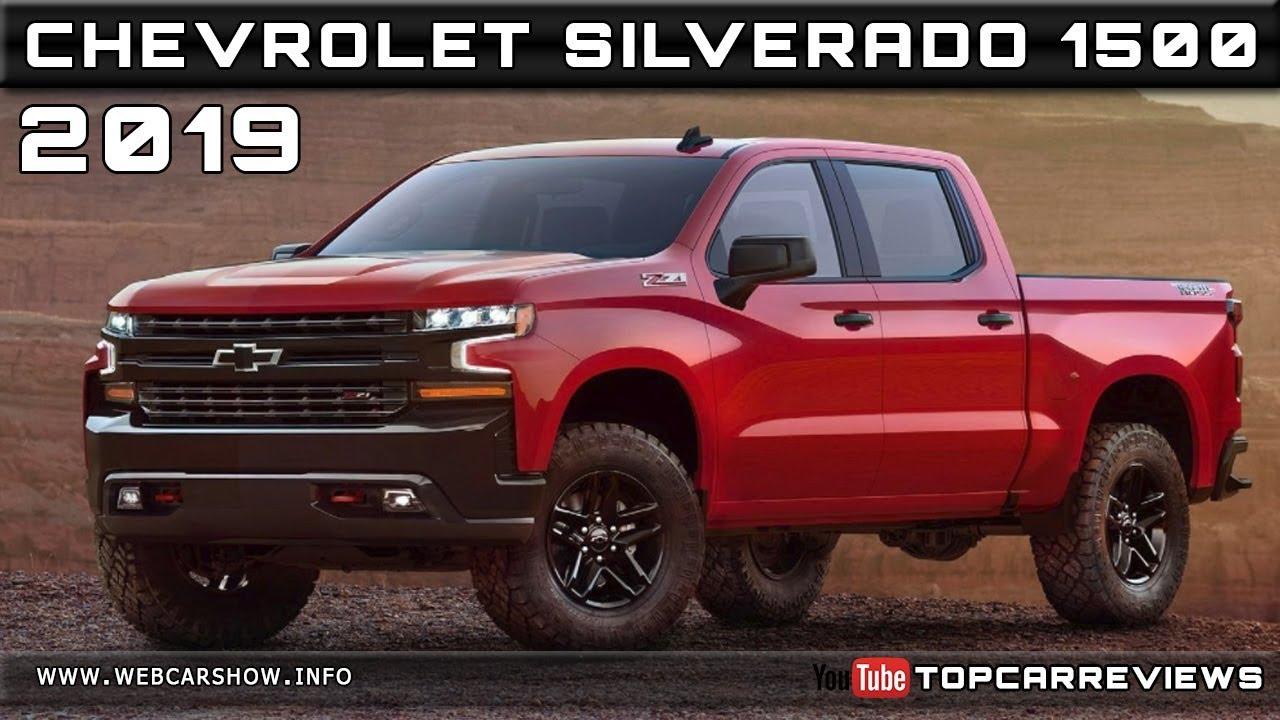 2019 Silverado Render >> 2019 Chevrolet Silverado 1500 Review Rendered Price Specs Release