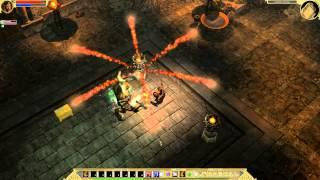 Titan Quest - LAN Gameplay 1