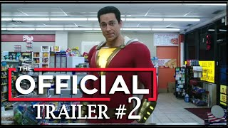 Shazam official trailer #2 New 2019 | Upcoming DC Movie | Movie Clip Trailers