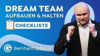 Erfolg im Team: So geht Führung // Bernhard Zytariuk