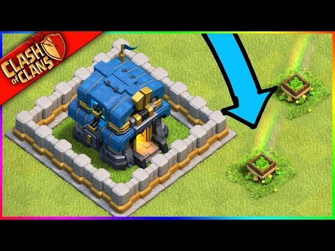 MY TH12 BASE GOT TROLLED ;(( ▶️ Clash of Clans ◀️ DIRTY GEM BOX TRICKS