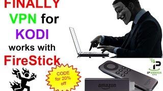 how to install ipvanish vpn on your firestick