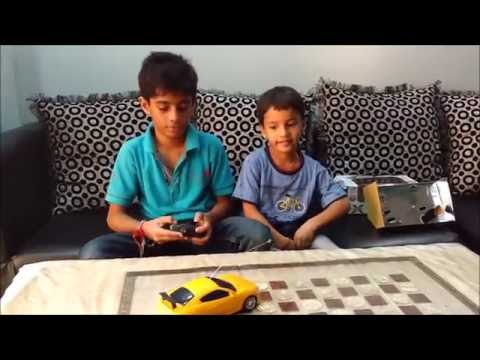 afd3590eea8835 Unboxing and Demo of Remote Control Toy Car by Future Pioneer