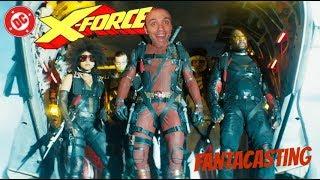 Fantacasting: DC X-Force (Deadpool 2)