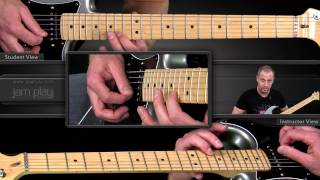 JamPlay Liepe's Licks: Stevie Ray Vaughan Style Lick