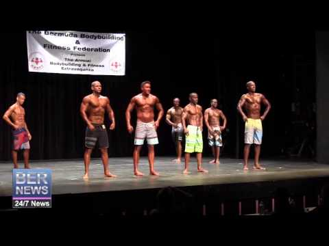 Men's Physique Division, April 12 2014