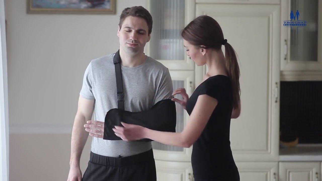 Повязка поддерживающая медицинская своими руками фото 841