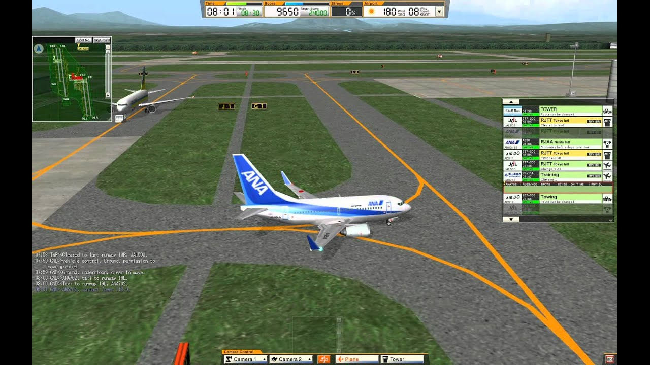 air traffic control game online