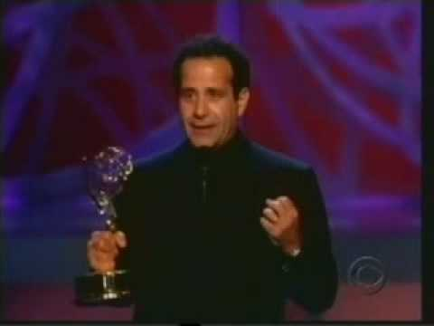 Tony Shalhoub wins Emmy 2005