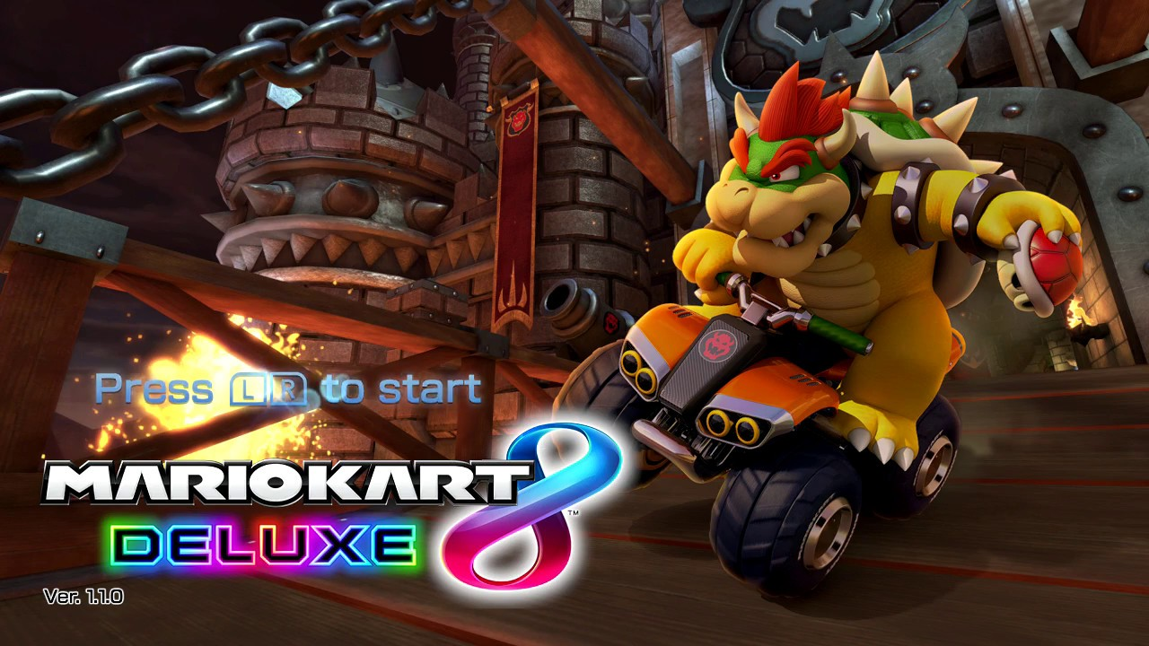 Mario Kart 8 Deluxe Come and join the Online 48 Race GP invite