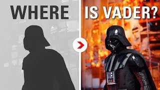 How well do you know Battlefront II? Where's Vader?