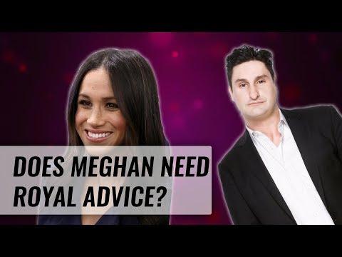 Does Meghan Markle Need Royal Advice? | Naughty But Nice