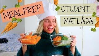 MEAL PREP |  STUDENTMATLÅDOR