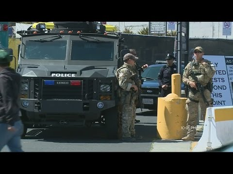 Warriors Fans Notice Increased Security At Oracle Arena In Wake Of Latest London Terror Attack