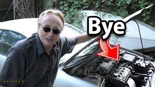 Saying Goodbye to My Toyota Celica's Engine