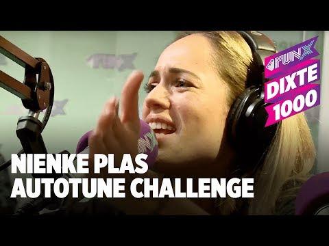 NIENKE PLAS MURDERT DE AUTOTUNE CHALLENGE #DiXTe1000