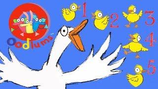 Five Little Ducks | by Oodlums