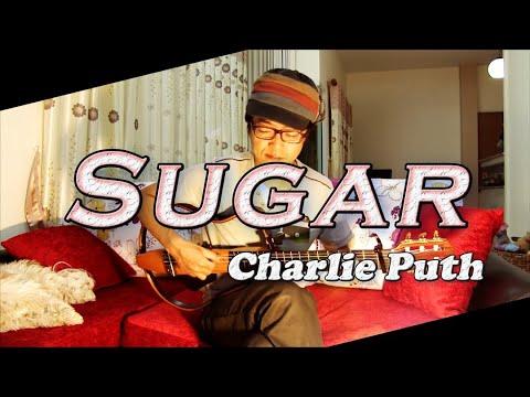 Sugar - Maroon 5 - / Fingerstyle Guitar / cover by Nobu