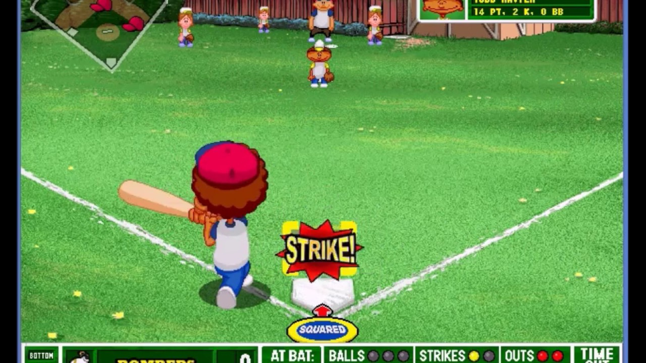 backyard baseball 2001 season missed opportunities ep6 youtube
