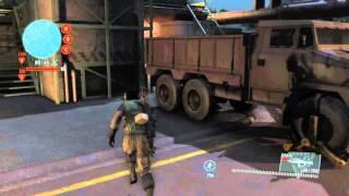 MGO3 MGS V: TPP: Comm Control, Enforcer, K/D 19/4, 6 Captures