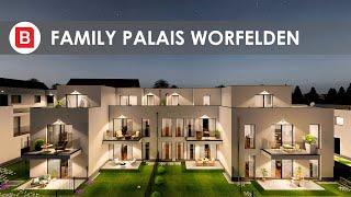 Family Palais Worfelden - 16 Neubau-Wohnungen - 4 Neubau-Reihenhäuser - KfW 55 - provisionsfrei