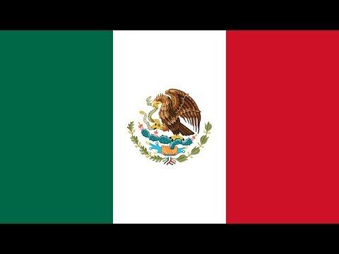 Флаг Мексики.