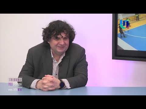 """TeleU: Rectorul UPT, Florin Drăgan, la """"Tribuna polisportivă"""""""