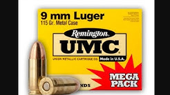 Remington mega pack 9mm from walmart CHEAP!
